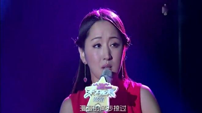 齐秦杨钰莹同台演唱《北方的狼》,全场为之爆嗨!